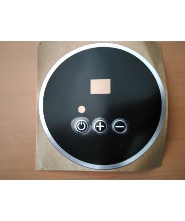 Display placa mandos