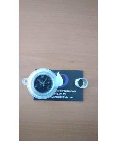 Membrana Calentador Saunier Duval