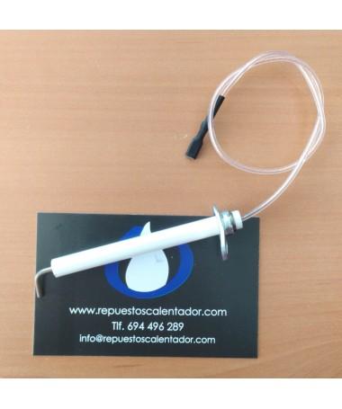 Electrodo de Encendido Izquierdo Ariston