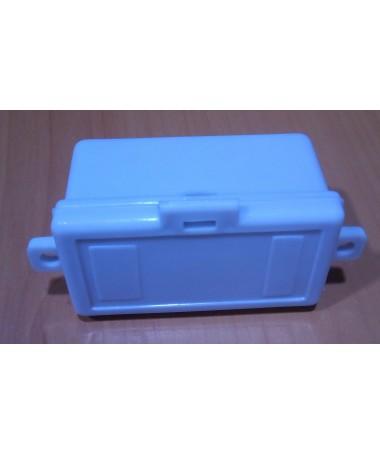 Caja batería o de pilas