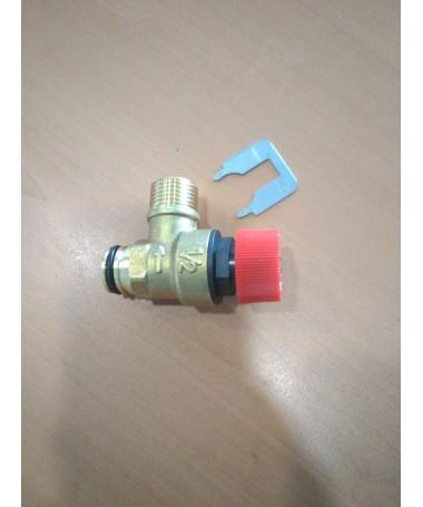 Válvula de seguridad 3 bar hidrobloc gavina