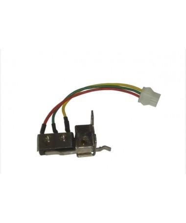 Microinterruptor 3 contactos Junkers